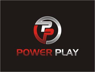 Power Play logo design