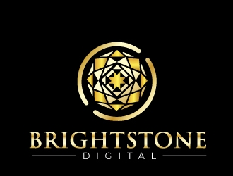 Brightstone Digital Logo Design