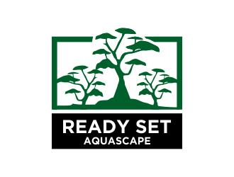 Ready Set Aquascape Logo Design 48hourslogo Com