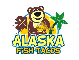 Alaska Fish Tacos  logo design by nandoxraf