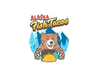 Alaska Fish Tacos  logo design by suko_creative