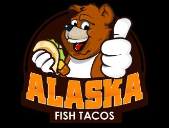 Alaska Fish Tacos  logo design by fries