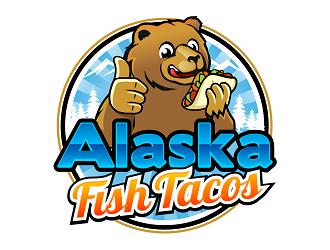 Alaska Fish Tacos  logo design by haze