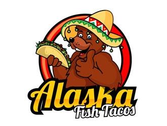Alaska Fish Tacos  logo design by LogoInvent