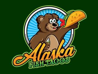 Alaska Fish Tacos  logo design by frontrunner