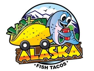 Alaska Fish Tacos  logo design by logoguy