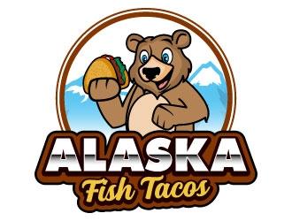 Alaska Fish Tacos  logo design by daywalker