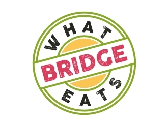 What Bridge Eats logo design