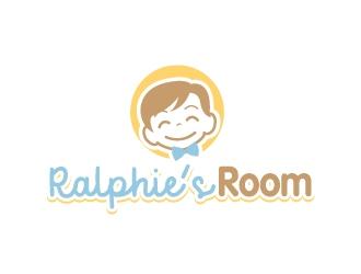 Ralphies Room logo design