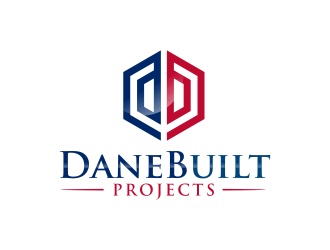 DaneBuilt Projects  logo design