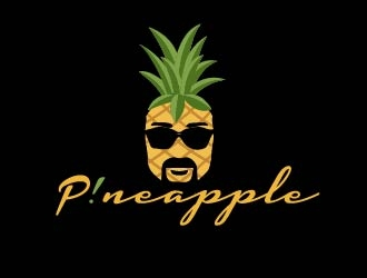 P!neapple logo design