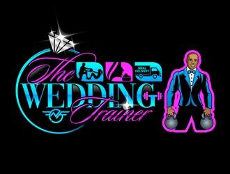 The Wedding Trainer  logo design