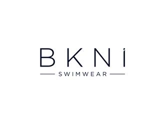 BKNI logo design winner