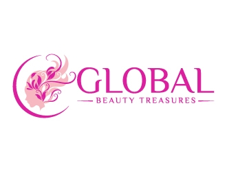 Global Beauty Treasures logo design