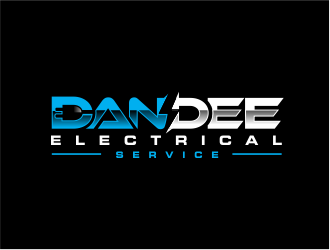 Dandee Electrical Service logo design