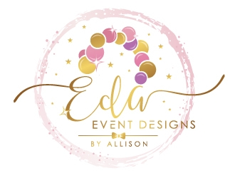 Event Designs by Allison (Eda Designs) logo design