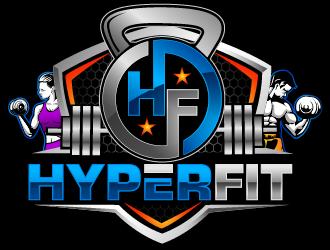 HyperFit logo design winner
