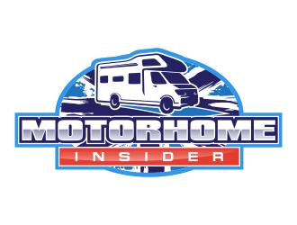 Motorhome Insider logo design