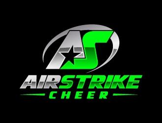 Airstrike Cheer logo design winner