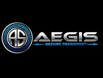 Aegis Secure Transport logo design winner