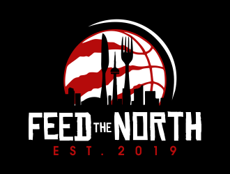 Feed The North logo design by JessicaLopes