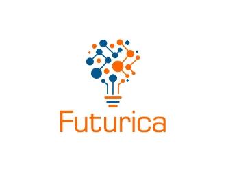 Futurica logo design