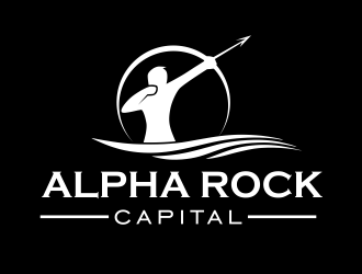 Alpha Rock Capital  logo design