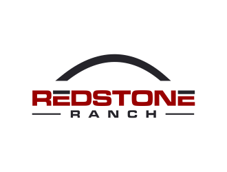 Redstone Ranch logo design