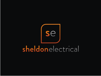 Sheldon Electrical  logo design winner