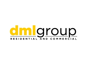 DML Group  logo design