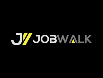 JOBWALK logo design