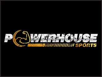 Powerhouse Sports logo design