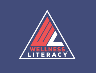 WELLNESS LITERACY™ logo design