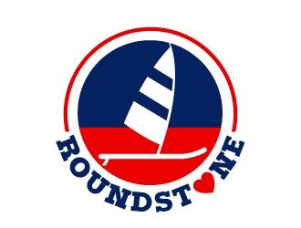 Roundstone Windsurfing logo design
