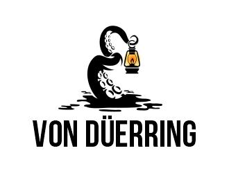Von Düerring logo design
