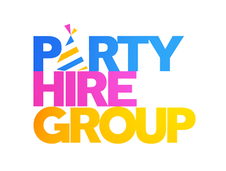 Party Hire Group logo design