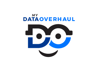 My Data Overhaul logo design