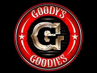 Goodys Goodies logo design