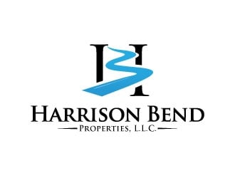 Harrison Bend Properties, L.L.C.   logo design