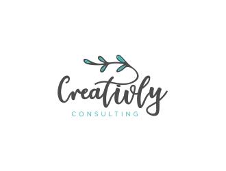 Creativly Consulting logo design