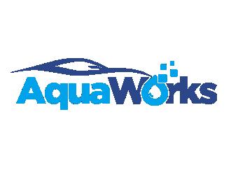 Aqua Works logo design