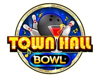 Town Hall Bowl  logo design winner