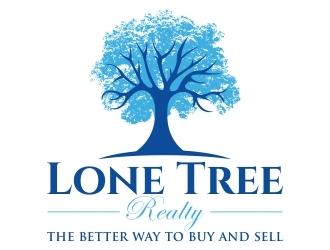 Lone Tree Realty logo design winner