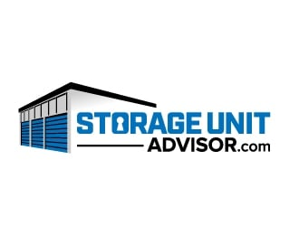 Storage Unit Advisor logo design