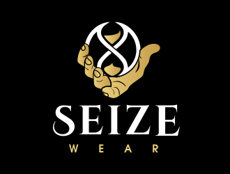 Seize Wear logo design