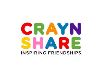 CRAYN SHARE logo design