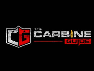 The Carbine Guide logo design