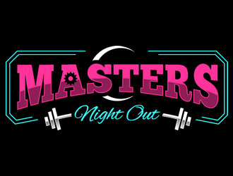 Masters Night Out Logo Design