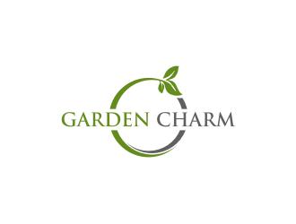 Garden Charm logo design winner