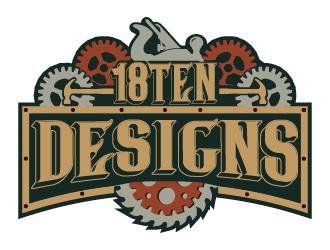 1810 Designs logo design winner